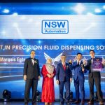 NSW Receiving Awards