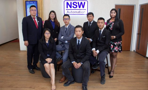 NSW Management Team Group Photo Full