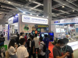 Productronica Shanghai 2020 huge crowd