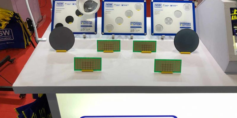 Productronica Shanghai 2020 Sample Display 2