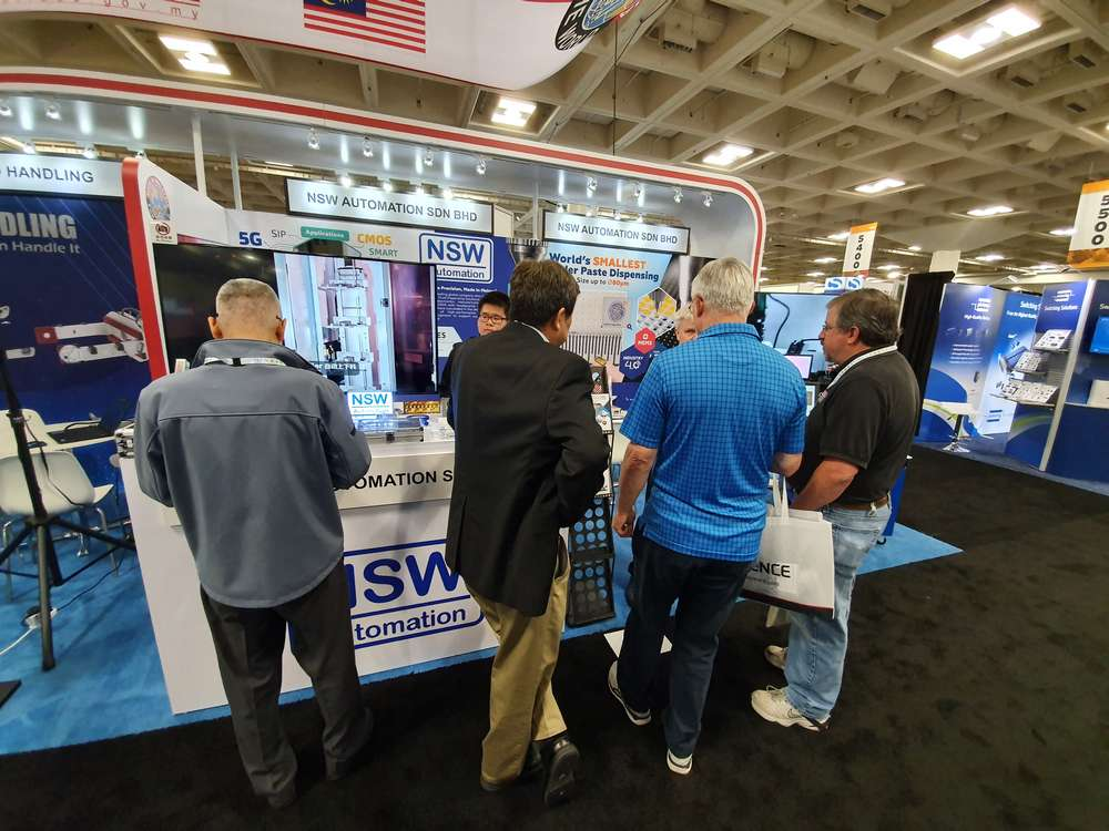 Semicon West 2019 Audience Viewing