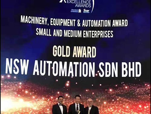 Gold Awards at Export Excellence Award 2019